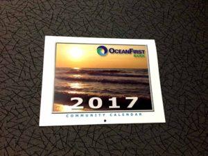 oceanfirst bank community calendar 2017 sunrise