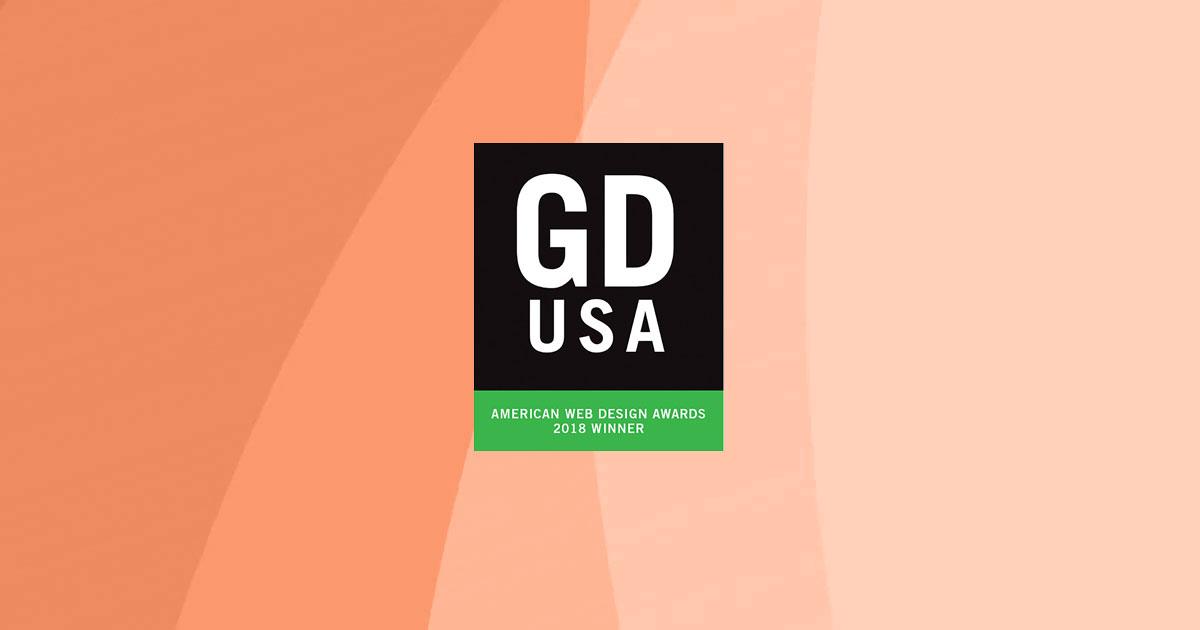 GDUSA Web Design Awards
